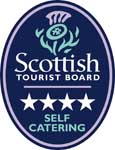 Scottish Tourist Board - 4 Star Self Catering
